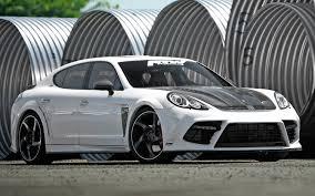 Mansory Porsche Panamera Turbo First Test - Motor Trend