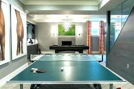 Basement Design Ideas Gorgeous Basement Game Room Uvalue