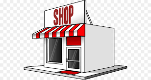 Shopping Storefront Free Content Clip Art Bakery Store Front Png