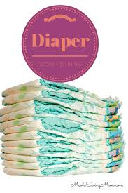 Stocking Up Diapers 2 Year Plan Moola Saving Mom