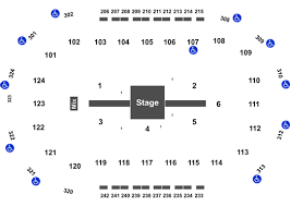 Santander Arena Seating Chart With Seat Numbers Bad Bunny Tickets At Santander Arena Sun Apr 28 2019 8 00