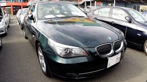 BMW 5 Series bmw 5 series review 2004 : 2009 BMW 5 Series 525i 72K RHD - Japan Car Auctions - Auto Access ...