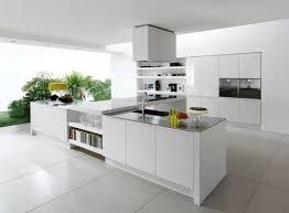 Kitchen Design  Grey White Kitchen Modern Kitchen Modern Kitchen - White contemporary kitchen