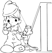Small Picture Precious Moments Alphabet Coloring Pages 27645 Bestofcoloringcom