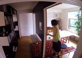 apartment home office. Tokyo \u0027Switch\u0027 Apartment Transform Into Home Office With Sliding Walls