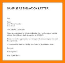 New Resignation Letter In Tagalog Three Blocks