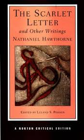 Scarlet Letter Book Cover The Scarlet Letter And Other Writings Norton Critical Editions Von