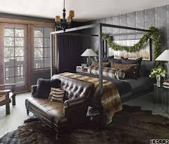 Black home decor Simple Elle Decor 35 Black Room Decorating Ideas How To Use Black Wall Paint Decor