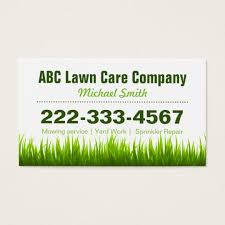 blank lawn care logos. lawn care landscaping services appointment card blank logos