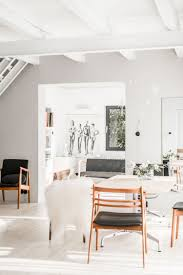 If you're a fan of the Scandinavian design style, you're well aware of  their affection for all white interiors but this style (above) is something  new and ...