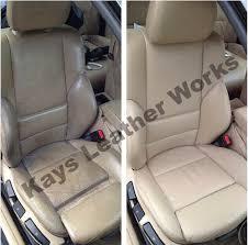 leather repair mobile car seat repair