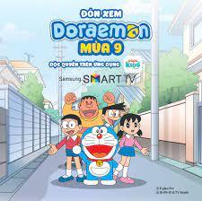 "Doraemon Mùa 9 ""đổ bộ"" POPS Kids app trên Samsung Smart TV - Starpress"