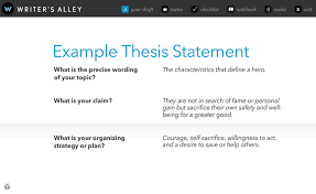 good thesis statement examples for essays what is a good thesis statement for an essay about