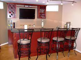 Basement Kitchen Bar Simple Basement Bar Ideas Meltedlovesus