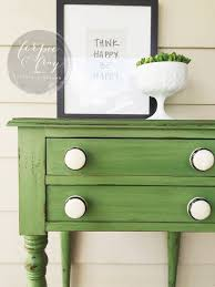 painted green furniture. Tavern Green Old Fashioned Milk Paint Co Table Painted By Furniture T