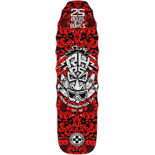 Black Label Emergency 25 Beers Custom Skateboard Deck 9.5