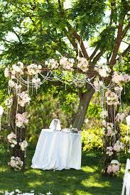 wedding arches and arbors