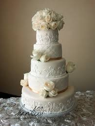 Classic Wedding Cake Chantilly Cakes