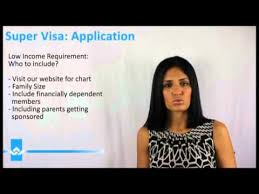 Super Visa Income Chart 2017 Super Visa Application Requirements