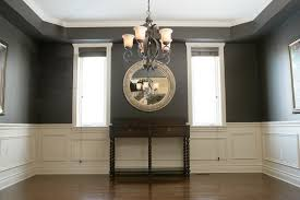 chair rail dining room. Modren Dining Chair Rail  AppliqueColumns Traditionaldiningroom For Dining Room