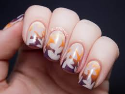 Dress up your hands for Thanksgiving with 13 fun fall nail art ...
