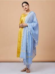 15 Latest Color Combinations For Churidhars Salwar Kameez