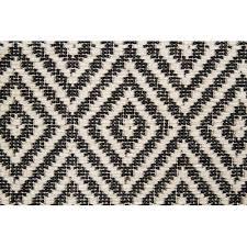 black and white diamond rug. casa rugs st tropez black / white diamond rug and g