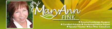 MaryAnn Fink - Environmental Horticulture Advisor