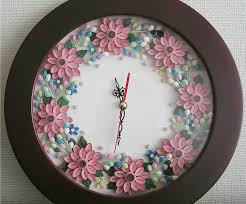 Small Picture Genesis Stage Wall clocks Clocks and Quilling
