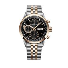 limited edition raymond weil maestro beatles men s watch raymond weil lancer men s automatic chronograph rose gold tone and stainless steel bracelet watch