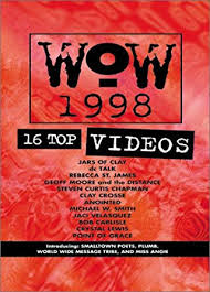 Amazon Com Wow 1998 1997 Top 25 Videos Dc Talk Rebecca