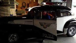 1947 Chevy Fleetmaster Retro Police Ride 2 door town sedan - YouTube