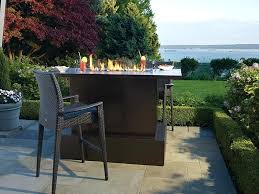 outdoor fireplace tables outdoor table fireplace canada