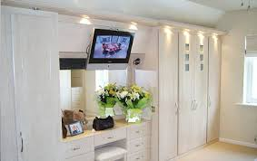 Fitted bedrooms also with a beautiful built in wardrobes also with a