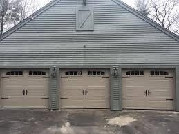 cottage garage doorsNH Garage Door Installation Photos
