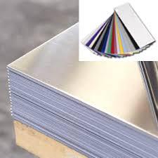 colored sheet metal painted aluminum sheet aluminum sheet