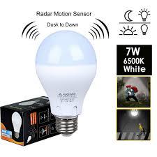 Motion Sensor Light Bulb Candelabra Buy Motion Sensor Light Bulb 7w 60w Equivalent Radar Smart
