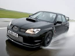 2007 Subaru Impreza WRX STi RB320 Pictures, History, Value ...