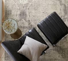 barret printed wool rug pottery barn au