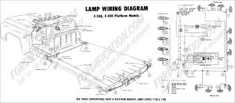 ford f 250 fuse diagram ford truck technical drawings and schematics section h wiring 1970 f 250 f 350 power pak
