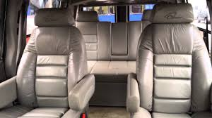 2003 Chevy Express Conversion Van AWD - YouTube
