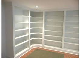 bookcases corner bookcase plans free built in corner shelves built in corner shelves full size