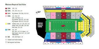 Razorback Football Stadium Seating Chart 62 Expository Arkansas Razorback Baseball Stadium Seating Chart