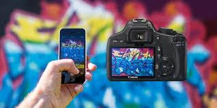 Canon Dslr Camera Comparison Chart 2017 Dslrs Vs Smartphone Cameras How Do They Compare