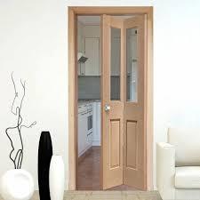 interior bifold doors malton oak bi fold door with clear safety glass inside glass bifold