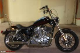 building a poor man s harley performance bobber team bhp