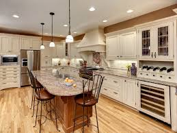 interior commercial kitchen lighting custom. interior commercial kitchen lighting custom this lshaped features cabinetry a large island with