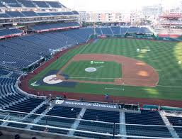 Nationals Ballena Seating Chart Nationals Park Section 319 Seat Views Seatgeek