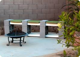 Roundup Cool Backyard Projects Using Cinder Blocks Pavers and