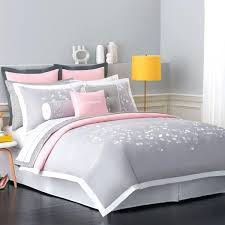 pink and grey bedding set amazing bone collector comforter sets the home pertaining to brown pink and grey bedding set